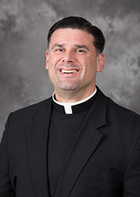 Father Rafael Capó moves from SEPI to become vice president of Mission at St. Thomas University.
