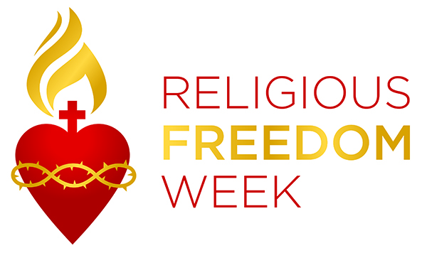 Religious Freedom Week is marked every year in the U.S., from June 22 to June 29, the feasts, respectively, of Sts. Thomas More & John Fisher and Sts. Peter & Paul.