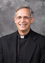 Father Albert Lahens, ordained May 13, 1995