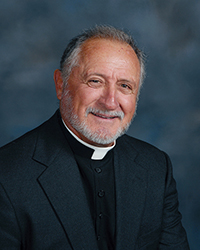 Father Ronald Brohamer, ordained June 4, 1960