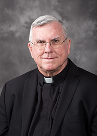 Father Gerald Morris, ordained May 30, 1970