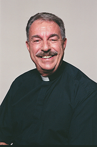 Msgr. John Glorie, ordained May 21, 1960