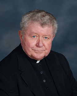 Msgr. William J. Hennessey: born Sept. 14, 1935; ordained Dec. 20, 1961; died June 27, 2020.