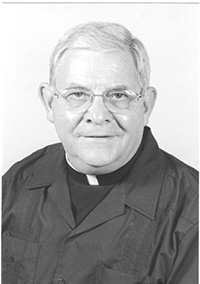 Father Restituto Perez, OP, ordained June 4, 1960
