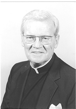 Msgr. James Reynolds, ordained June 3, 1950