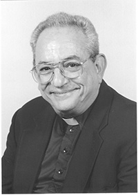 Father Mario Vizcaino, SchP, ordained May 1, 1960