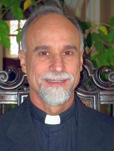 Father Alfred Cioffi directs the master's degree program in bioethics at St. Thomas University in Miami Gardens.