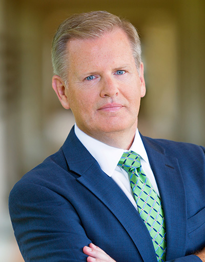 John McFadden is dean of the College of Nursing and Health Sciences at Barry University, Miami Shores.