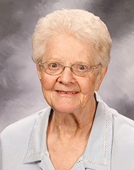 Sister Barbara Gass, 93, taught at Barry College (now University) from 1967 to 1977. She died March 23, 2020.