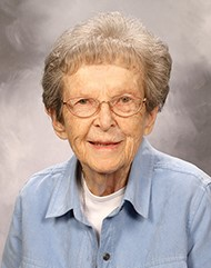 """Sister Margaret """"Marge"""" Mehigan, 93, worked as guidance director at St. Thomas Aquinas High School in Fort Lauderdale from 1968 to 1971. She  died May 19, 2020."""