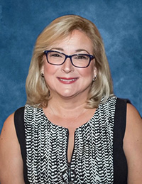 Susy Del Riego is the new principal at Blessed Trinity School in Virginia Gardens.