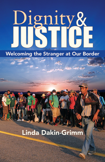 Linda Dakin-Grimm's book on the need for Catholics to welcome immigrants came in this year.