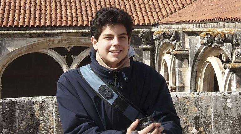 Carlo Acutis. Foto cortesía de Nicola Gori, postulador de la Causa de Beatificación.