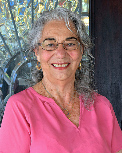 Josette Zinglo and her family have served in several capacities at Nativity Church.