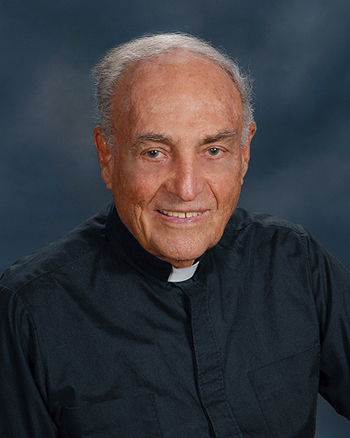 Father Richard Soulliere: Born April 10, 1923; ordained May 15, 1976; died Dec. 26, 2020.
