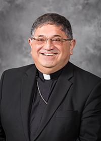 Bishop Enrique Delgado