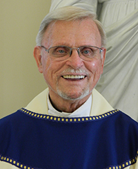 Salesian Father John Grinsell