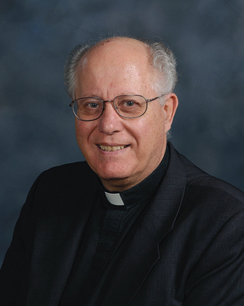 Father John Fink: Born July 2, 1940; ordained May 29, 1971; died April 24, 2021.
