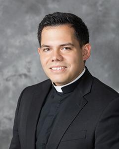 Deacon Nicholas Toledo