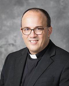 Deacon Yosbany Alfonso
