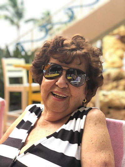 Hilda Noriega, 92, perished in the collapse of the Champlain Towers South condominium in Surfside. She frequently attended daily Mass at St. Joseph Parish, just two blocks away from the partially collapsed building.