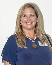 Julie Perdomo is the new principal at St. Mary Cathedral School in Miami.