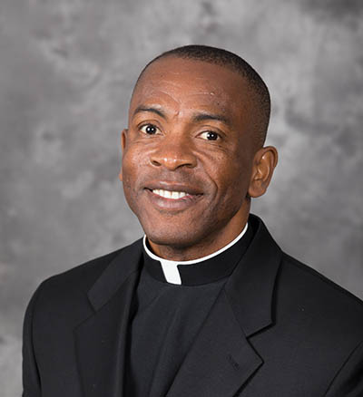 Father Fritzner Bellonce, pastor of Holy Family Parish, North Miami, will travel to Texas to visit Haitian migrants stuck in limbo at the Del Rio border crossing.