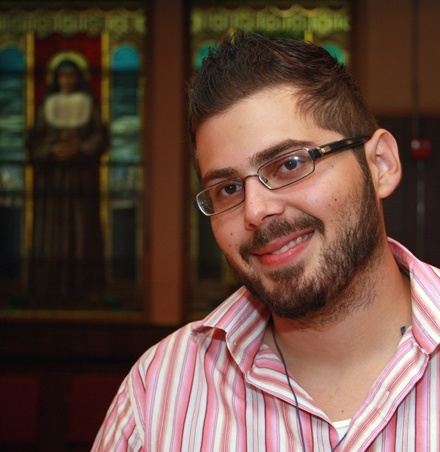 Rudy Gomez, a graduate of Immaculata La Salle High School in Miami, was among 22 young women and men commissioned by the Salesians of Don Bosco as Salesian lay missioners. He will spend a year working in a Chicago parish.