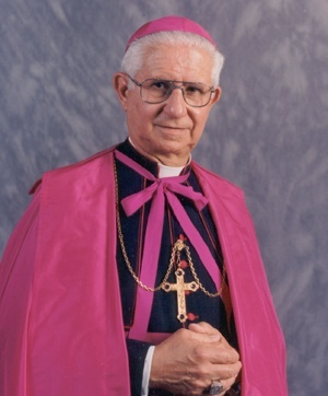 Bishop Agustin Roman, May 5, 1928-April 11, 2012