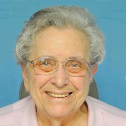 Sister Maria Christina Bryce, 1922-2012