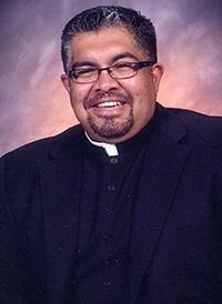 Msgr. Roberto Garza