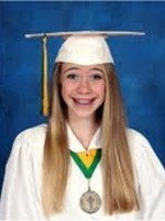 Ashley Novello of St. David School is the Golden Knight Scholar Athlete for 2013 in Broward County.