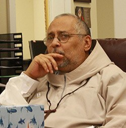 Brother Jay Rivera, founder of the Franciscans of Life and Project Joseph.