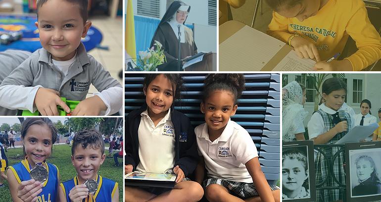 ADOM Catholic Schools