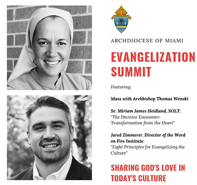 ADOM :: Spread the word: Evangelization Summit ahead