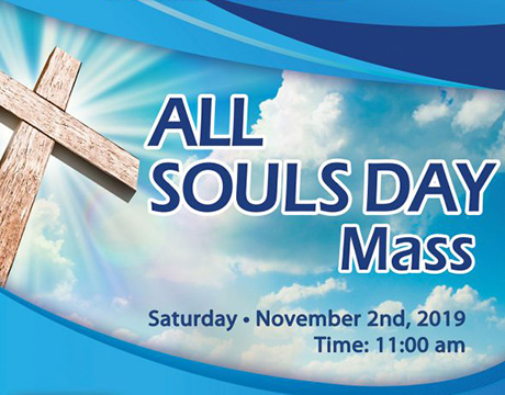 ADOM :: Event - All Souls Day Mass at Our Lady of Mercy