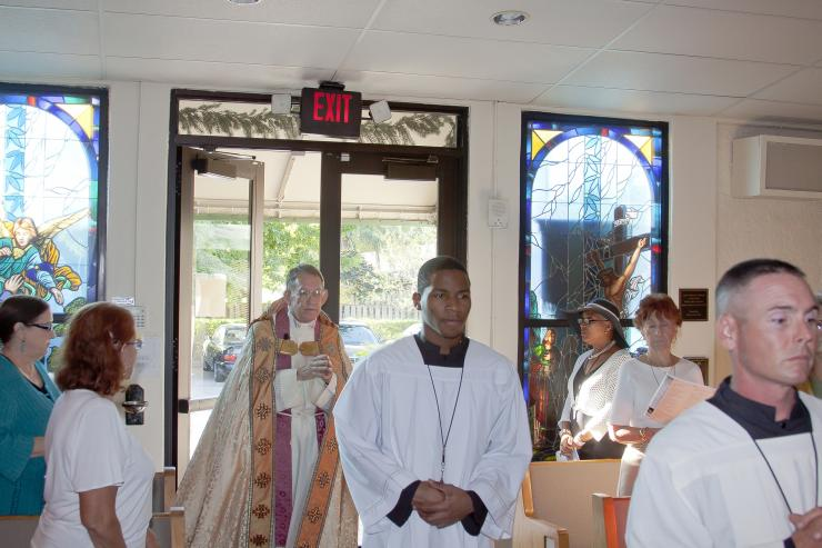 Adom Holy Doors Open In Archdiocese