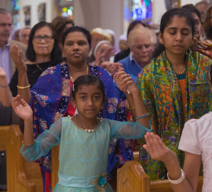 Adom new saint teresa of kolkata called example of for Indian kitchen coral springs