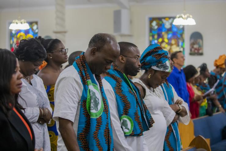 ADOM :: Nigerian Apostolate celebrates 25 years